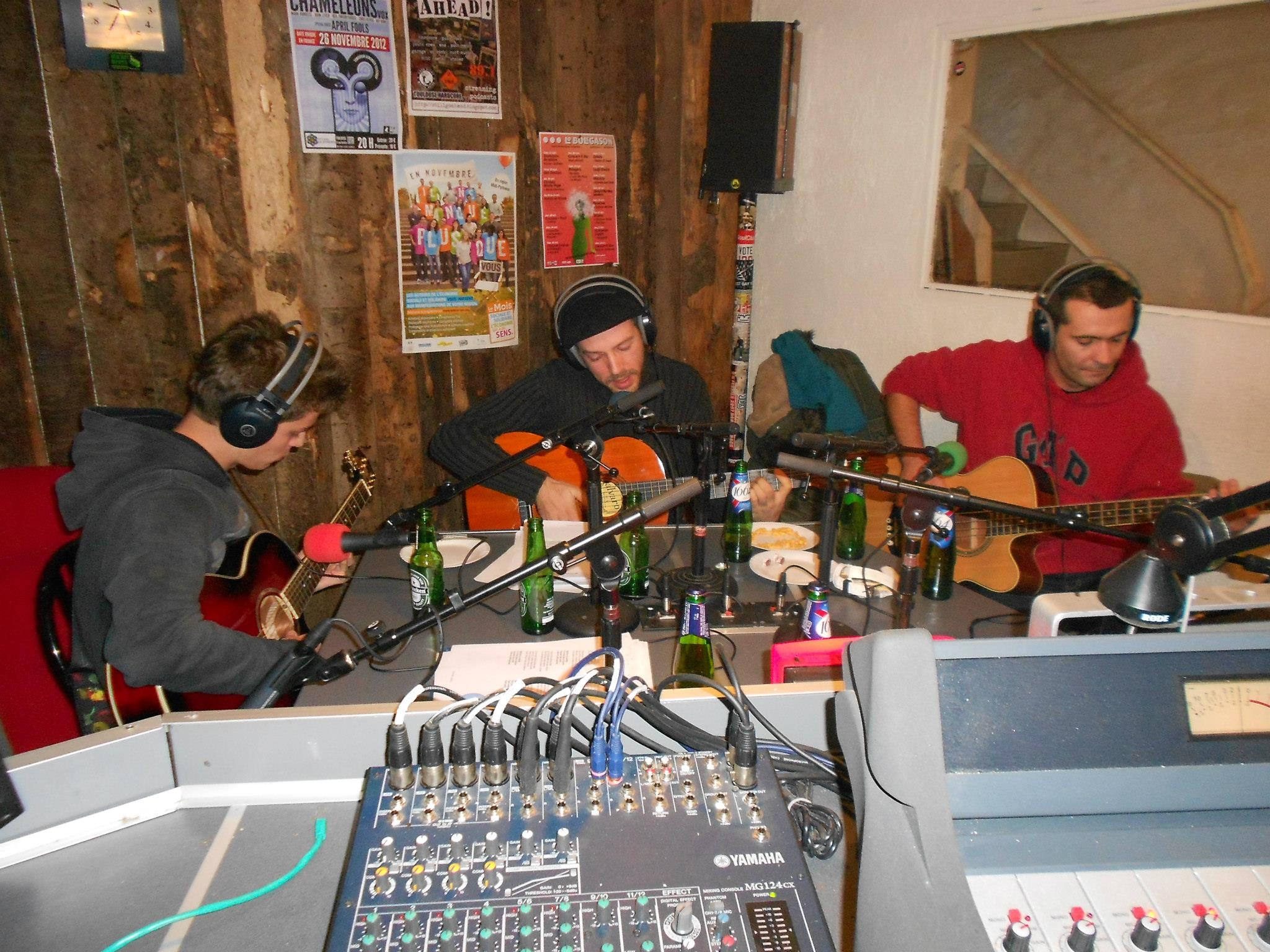 PHOSPHORE Live en Acoustique 3 (Radio FMR)