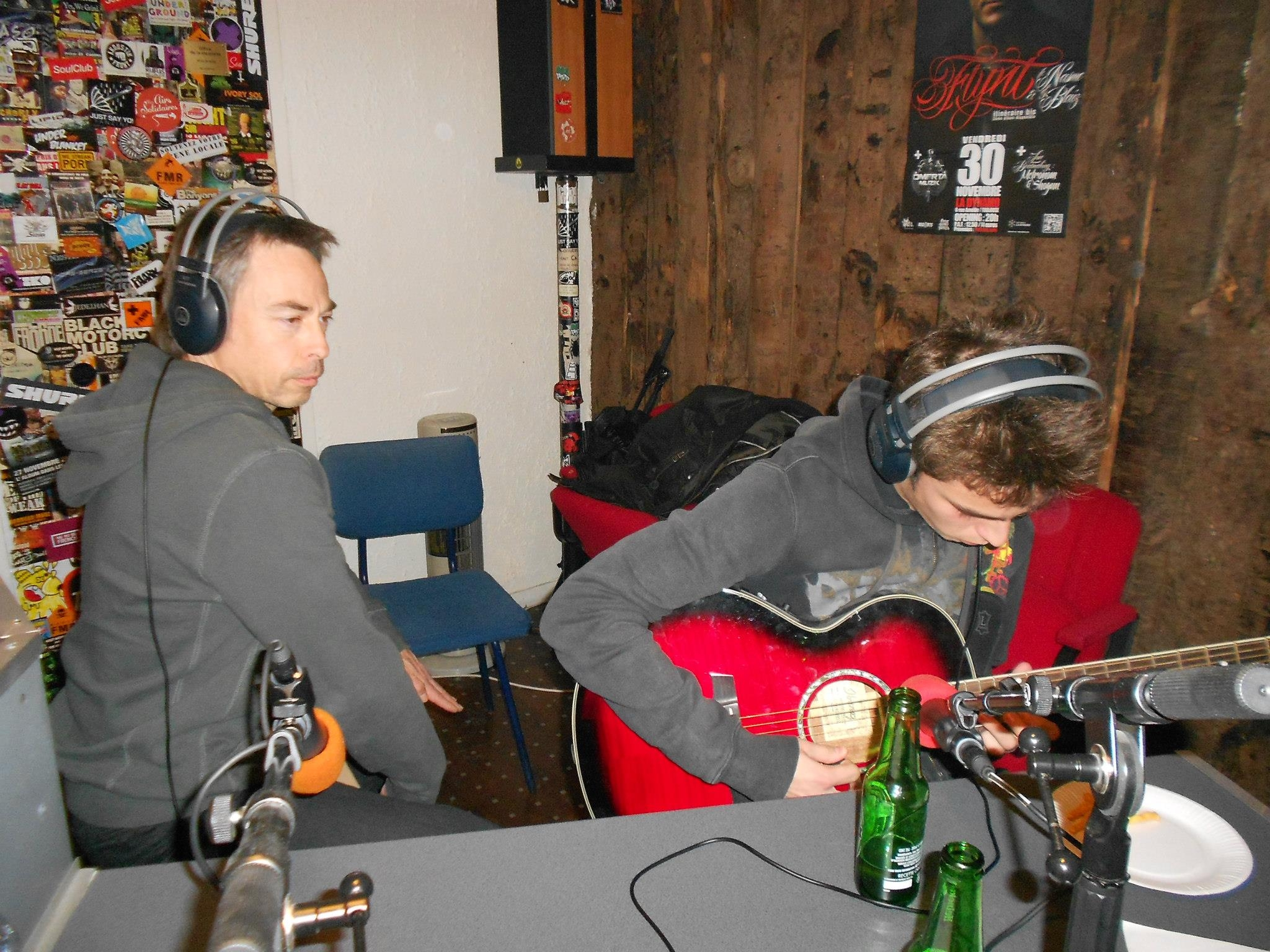 Phil & Robin Live en Acoustique (Radio FMR)